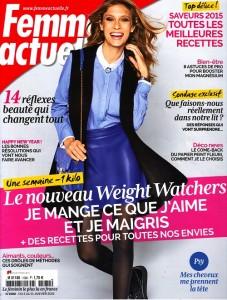 Femme Actuelle 2015 Couv1