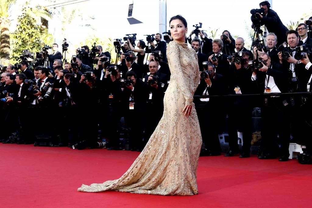 tapis rouge Cannes 2016