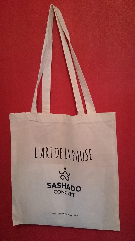 sashado concept a son tote bag